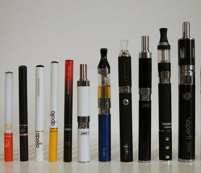 E-ciggaretes vape pen