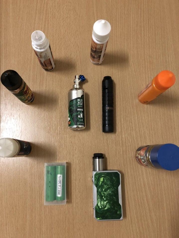 Vape e-liquid