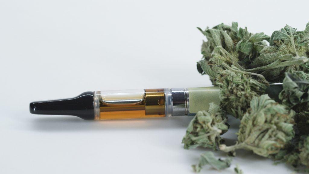 cannabis-vape-Vape pen